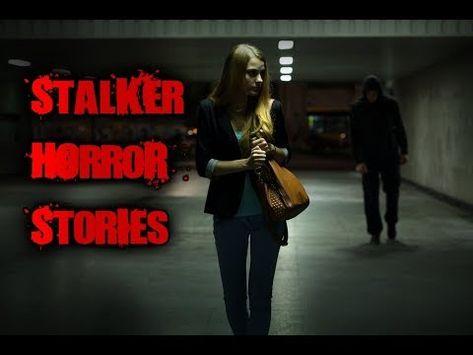 3 Creepy True Stalker Horror Stories - YouTube | Creepy stuff