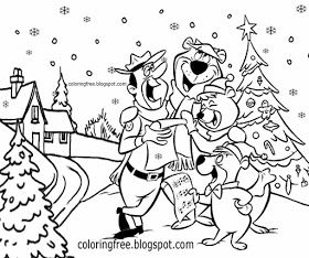 Free Coloring Pages Printable Pictures To Color Kids Drawing Ideas Yogi Bear Coloring Pages Us Cam Bear Coloring Pages Christmas Coloring Pages Coloring Pages