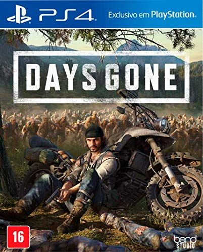 Days Gone Playstation 4 Playstation Jogo De Acao Jogos De Playstation