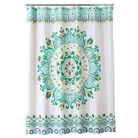 5c70a1d3c99798840413b5630cbef120 - Better Homes And Gardens Medallion Shower Curtain