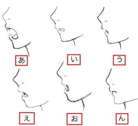 顔の描き方顔の目鼻口耳など顔の基本的な部分の描き方