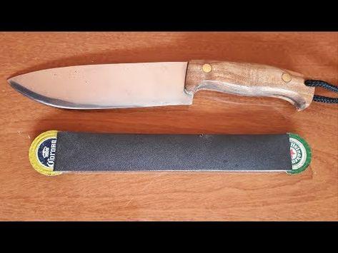 Como Hacer Un Afilador Y Asentador De Cuchillos Youtube Como Hacer Cuchillos Como Afilar Cuchillos