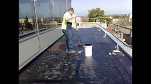 Waterproofing Is The Process Of Making An Object Or Structure Waterproof Or Water Resistant So That It Re In 2020 Swimming Pools Roof Waterproofing Swimming Pool Water