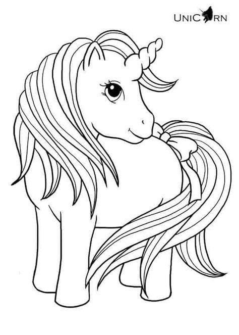malvorlage pferd einfach  aiquruguay