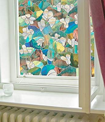 Amazon Com Artscape Mountain Blossom Window Film 24 X 36 Home