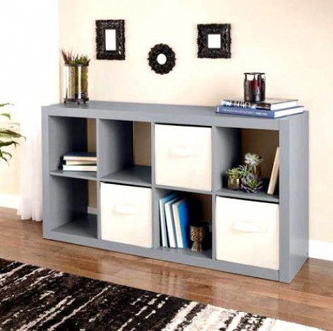 6 Cube Organizer White Square Storage Unit Black Storage Cubes Furniture 4 Drawer Organizer Cube Cube S Muebles Para Tv Decoracion Hogar Decoracion Con Cuadros