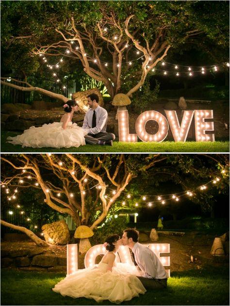 ~ we ❤ this! moncheribridals.com ~ #weddingmarquee #weddinglighting