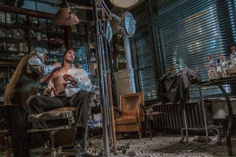 """映画『ジョン・ウィック:パラベラム』 on Twitter: """"ハードボイルドに、麻酔代わりは酒。 #麻酔の日 #ジョンウィック #ジョンウィックの流儀… """""""