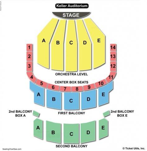 The Most Elegant Keller Auditorium Seating Chart In 2020 Auditorium Seating Auditorium Death Cab For Cutie