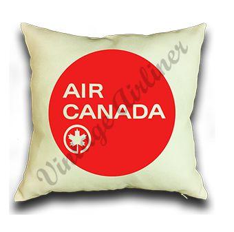 Air Canada Logo Linen Pillow Case Cover