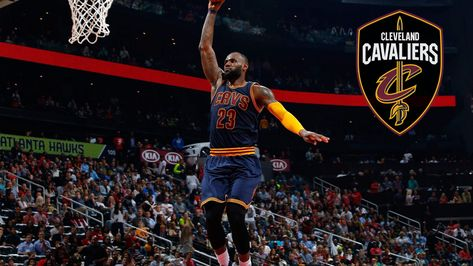 Cleveland Cavaliers new Jersey 2017-2018 Looks savage on Lebron James
