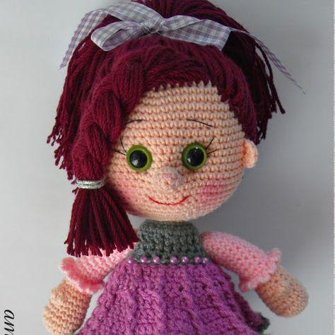 Angelina Ballerina for My Daughter – Crochet World Magazine ... | 474x474