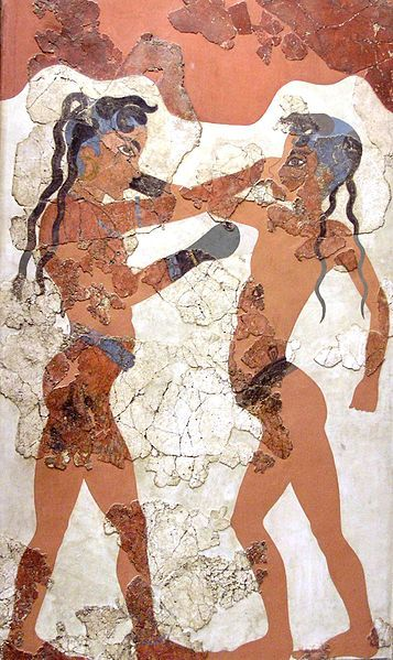 War Central To Europe's First Civilization, Minoans Were Not Peaceful Contrary To Popular Belief