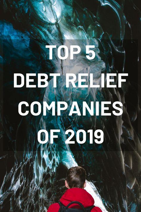 Top 5 Debt Relief Companies