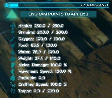Ark Even Though Modern Rpg Games Are Replacing The Attribute System For A More Parameter Controlled Skills System Ark S Storytelling How To Apply Rpg Games