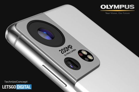 Samsung Galaxy S22 Ultra Rumored to Get 200-Megapixel Olympus Camera