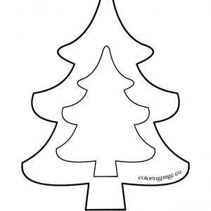 malvorlagen tannenbaum ausdrucken gratis | aiquruguay