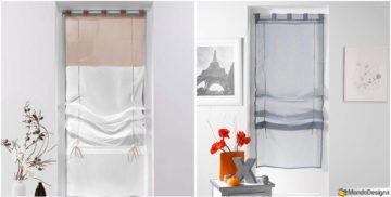 Immagini Di Tende Moderne.20 Modelli Di Tende A Vetro Moderne In Vendita Online