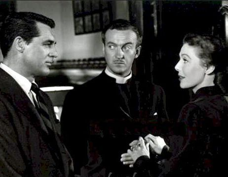 The Bishop's Wife | Cary grant, David niven and Loretta young