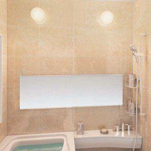 Daiko Led浴室灯 電球色 非調光タイプ E17口金 白熱灯60wタイプ 防湿形