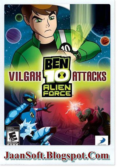 Ben 10 Alien Force Vilgax Attacks 2 X Ds Rom - mediazoneprofile2p