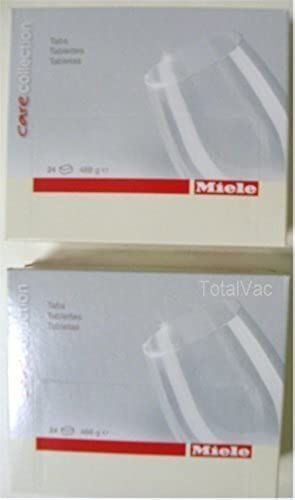 Amazing Offer On Miele Care Collection Dishwasher Detergent Tabs