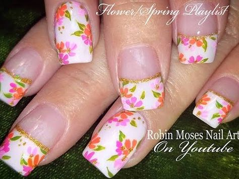 Nails spring diy cherry blossoms 57 Ideas for 2019