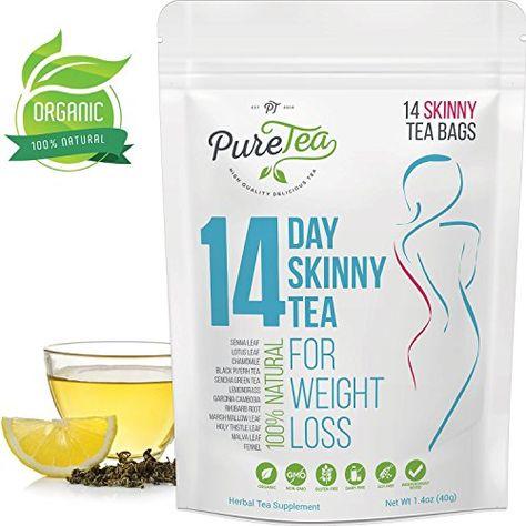 Ceai pentru pierderea în greutate