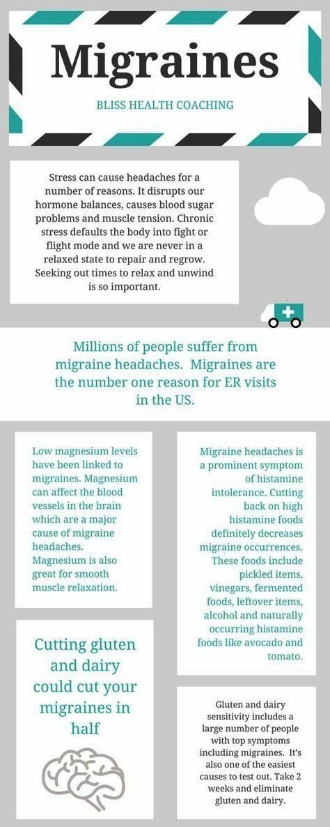 what cause migraine quickly
