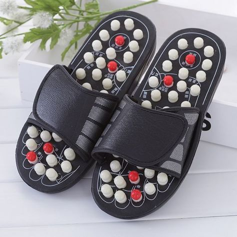 ⚡Acupressure Reflexology Massage Slippers⚡ . 💲38.50 and FREESHIPPING Worldwide! ✈️ . 😍Orders over $45 - Get 25% off! CODE: HOTLIST25😍 . 💳We accept PayPal and credit cards. 30 days money back guarantee! 🔐 . #newarrivals #shoppingspree #viralproducts #shoppingaddict #thatsdarling #shopoholics #shoppingday #viralproductstore #shoppingtherapy #instashopping #shoppingtime #onlineshopping #coolstuff #coolstuffshop #coolstufandaccessories #coolstuffs #awesomeproducts