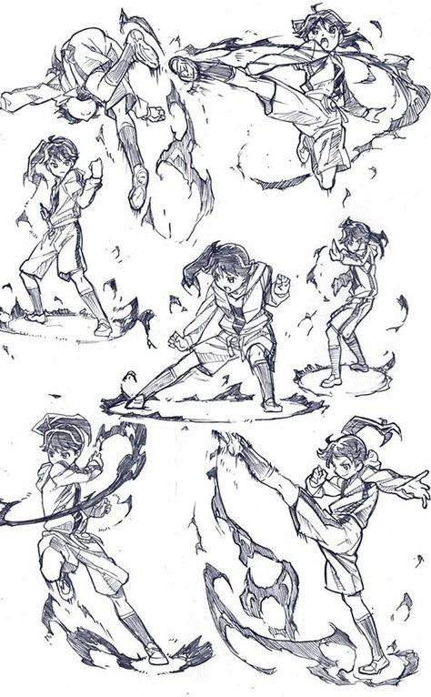 43 Super Ideas For Drawing Reference Fighting Art Art Reference Poses Drawing Reference Poses Drawing Poses