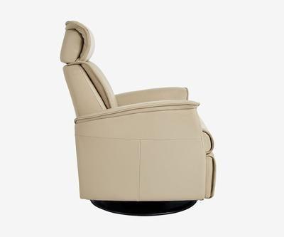 Rullar Large Manual Recliner Scandinavian Designs In 2020 Recliner Leather Chair Versatile Chairs