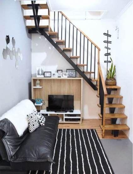 House Modern Decor Staircases 26 Ideas For 2019 Ruang Tamu Rumah Desain Interior Arsitektur Rumah