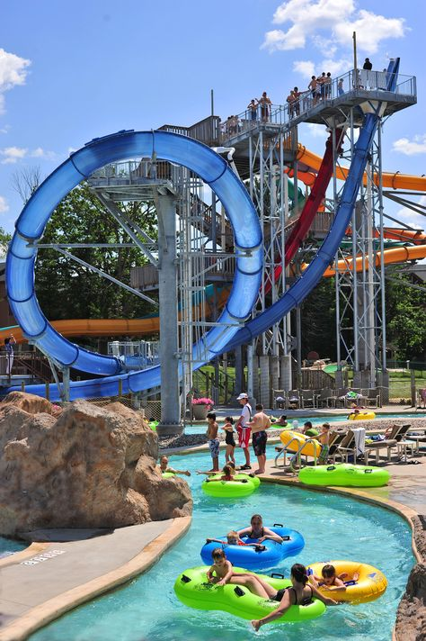 Top thrills in the Wisconsin Dells! (And a couple of places to relax, too.) Wisconsin Dells, how does this relate to me?