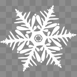Snow Flake Paper Snowflakes Diy Snowflake Clipart Scandinavian Print