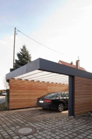 40 Simple Garage Design Ideas For Your Minimalist Home In 2020