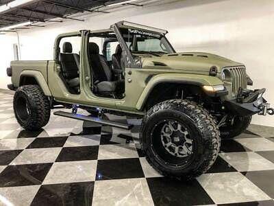 2020 Jeep Gladiator Overland 4x4 4dr Crew Cab 5 0 Ft Sb Jeep Gladiator Jeep Wrangler Pickup Jeep