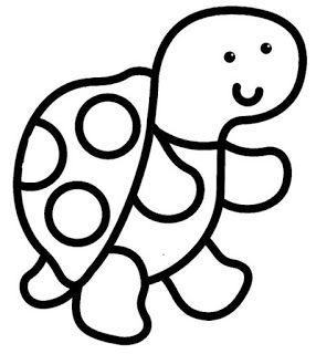 Desenhos De Animais Fofos Para Colorir Pintar Imprimir