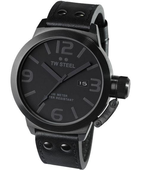 TW Steel Cool Black TW844 - 45mm - £335