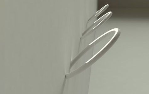 Flos - Soft Architecture - LIGHTS Gypsum light Pinterest Lights