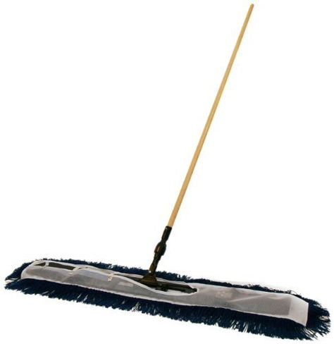 NexStep Commercial Snap On Frame Dust Mop Handle  96161
