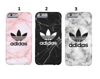 new concept 7a666 87d8d Adidas iPHONE iphone caso 7 7plus iphone 5 4s 5 5s 6 6s 6plus samsung s4 s5  s6 s7 s6 borde s7 edge iphone 7 samsung s6 samsung s7 s5