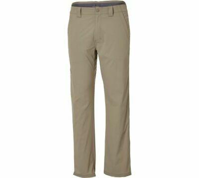 Khaki Size 36 Long Trousers Royal Robbins Mens Everyday Traveler