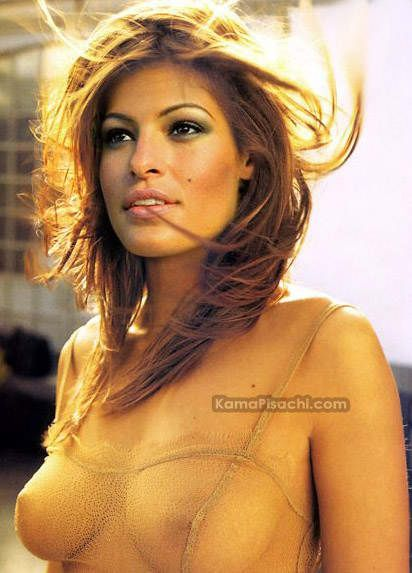And eva mendes nippel MILF body
