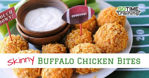 Football season just kicked off so we wanted to find you the perfect healthy…