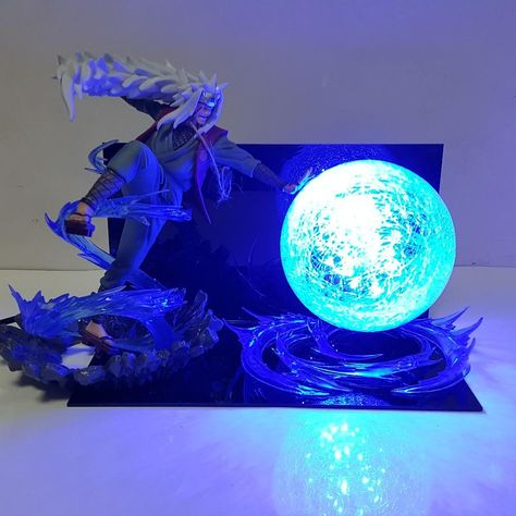 Jiraya Oodama Rasengan Figurine Lampe Naruto Products