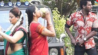 Aambala Pollachi Shooting Spot | Vishal Hansika Motwani Sundar C  Kiran Rathod | Making