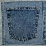 Recycled Potholder: made with the pocket of an old pair of  jeans!