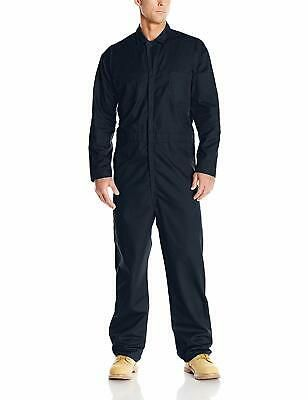 Ad Ebay Url Red Kap Mens Coveralls Navy Blue Size 40 Twill Action Long Sleeve 70 300 Mens Coveralls Work Coveralls Overalls Men