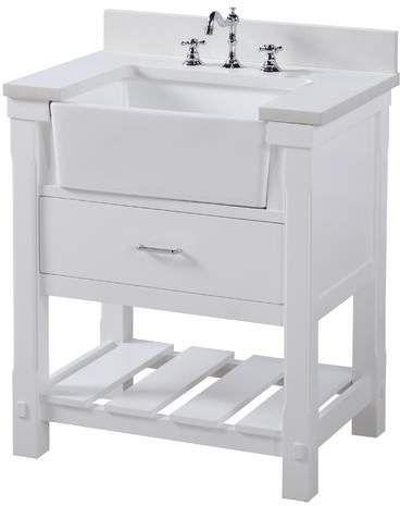 Kopec 30 Single Bathroom Vanity Set 30 Inch Bathroom Vanity